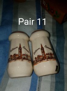 Salt and pepper shakers part 2 out of 3