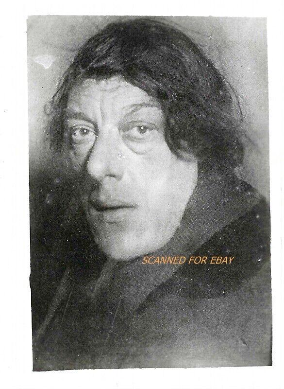 Kobel Photo Sideshow Freak Mary Ann Bevans Homeliest Woman 1927 Coney Island