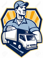 Looking for a Mover/Driver