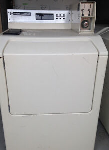 Coin Laundry Operated Washing Machine