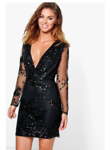 Brand new sequin dress