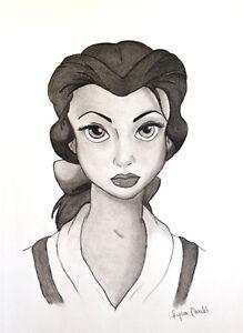 Peinture & Portrait-Dessin, sur commande