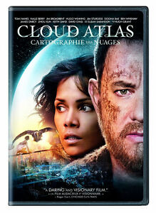 Cloud Atlas dvd-Mint condition + bonus dvd
