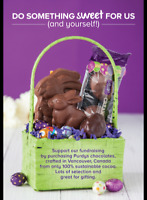 Easter Chocolate Fundraiser for Pause4Change