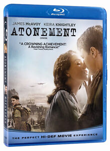 Atonement Blu-Ray-New and sealed