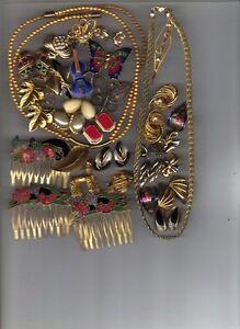 Lot 27 jolis bijoux fantaisies prix réduit