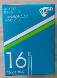 """Bicycle Inner Tube - Brand new in box - Size 16"""""""