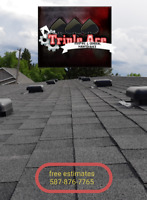 Roofing and general maintenance