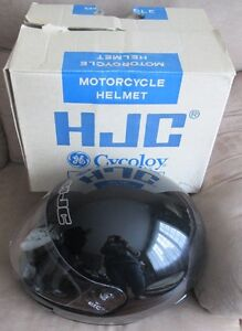 New.  HJC Motorcycle Helmet with full  face shield.