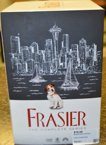 Frasier The Complete Series on DVD