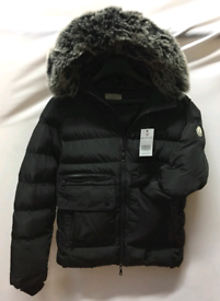 Moncler Fur Coat: AVAILABLE IN LARGE