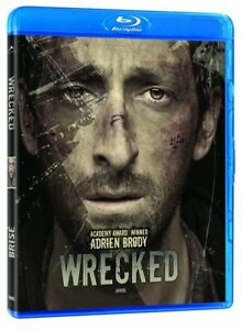 Blu-ray - Wrecked - New and Unopened
