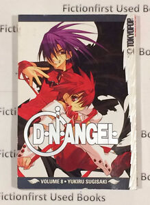"Manga ""D.N.Angel Vol. 8"""