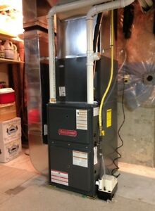GAS FURNACES, PROPANE FURNACES, AIR CONDITIONER - WE FINANCE YOU