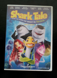 SHARK TALE  on DVD