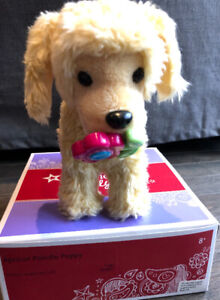 American Girl apricot poodle
