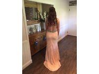 Blush Lace Pia Miche Prom/Formal Dress