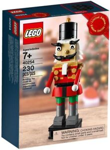 LEGO new sealed nut cracker Christmas holiday set.