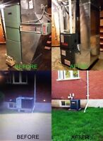 GASKO Heating and Cooling 24/7 service calls