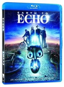 • • • EARTH TO ECHO (BLU-RAY) // NEUF EMBALLÉ  • • •