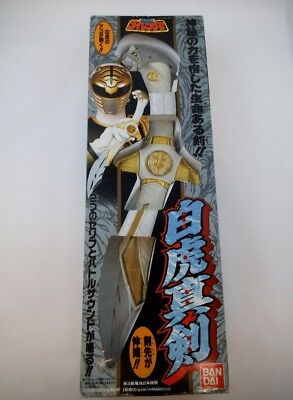 '93 Bandai Japan Sentai Dairanger DX Kiba Sword MMPR Power Rangers Saba Morpher for sale  San Diego