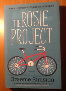 Graeme Simsion - The Rosie Project (Trade paper, mint)