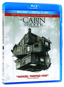 Cabin In The Woods-Blu Ray-Exceptional condition