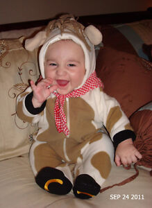 6 Adorable Quality Halloween costumes for children-Delivery!!!