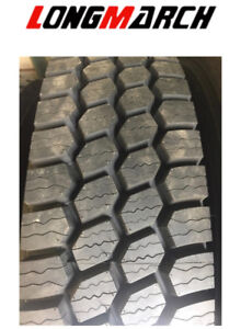 11r22.5 and 11r24.5 truck tires
