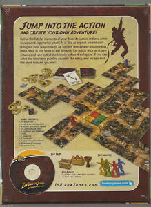 INDIANA JONES-DVD ADVENTURE GAME***NEW*** London Ontario image 2
