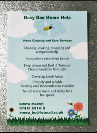 Domestic Cleaner and Home Help