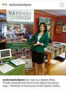 Random Acts of Green™ - WANTED: Beginner/Volunteer Videographer Peterborough Peterborough Area image 3