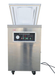 DZ-500 Single Chamber Vacuum Packaging Machine #160809