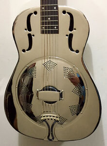 Vintage Brand Steel Resonator guitar, *new, clearance