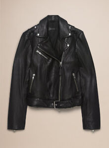 New with tags Mackage by Aritzia Leather Jacket