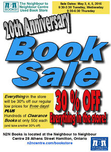N2N Books Spring Sale