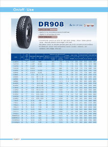 TBR TRUCK TIRES ON SALES