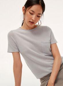 2d96da7b23a030 Off white cashmere T-Shirt - Aritzia USA Size S