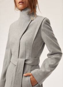 Babaton Spencer Aritzia Wool Coat