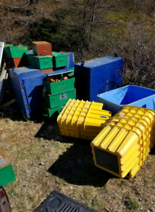 Greenlee Job Boxes & Industrial Safety Steps