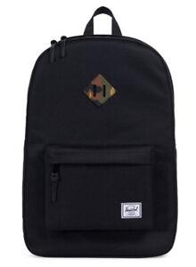 Lost - black Herschel backpack