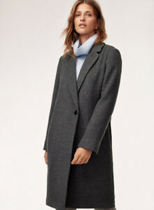 XXS Aritzia Babaton Steadman Wool Coat