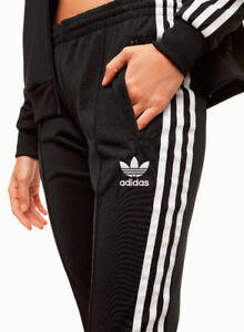 Adidas Supergirl Track Pant - Size Med