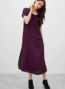 Aritzia Wilfred Ceretti Dress