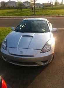 Toyota Celica gt 2003 115,000km. AUTO.