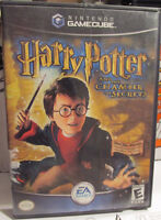 Nintendo Gamecube Harry Potter And The Chamber Of Secrets