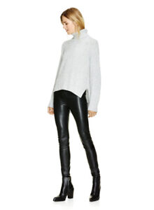 Aritzia - leather pants