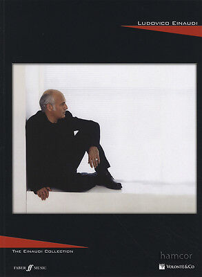 Ludovico Einaudi The Einaudi Collection Solo Piano Sheet Music Book