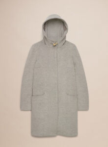 Aritzia Pearce Coat - Never worn! (Wool, Heather Comet)