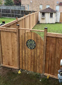 SAVE TAX on Fence Installations and Replacement